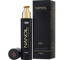 Nanoil hair oil only product that matches hair porosity